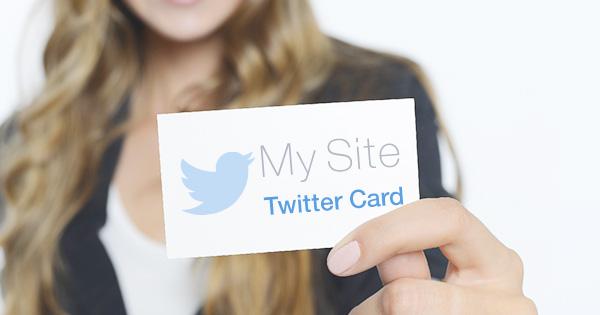 Twitterに画像付きで記事リンクを表示する:Twitterカードの実装法